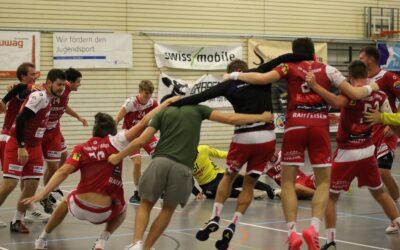 Spielvorschau M2-1. Liga TSV Frick – SG Horgen/Wädenswil Samstag 19.9.2020, 18:30 Uhr Frick Ebnet