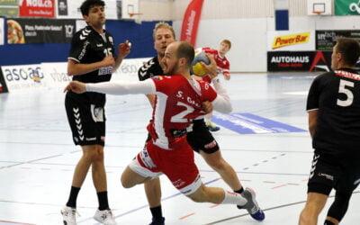 Spielbericht: NLB: TV Steffisburg – SG Wädenswil/Horgen 27:32 (10:19)