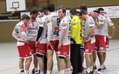 Spielbericht M2- 1. Liga: SG Horgen/Wädenswil – Red Dragons Uster