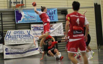 Spielvorschau: M2-1. Liga SG Horgen/Wädenswil – Red Dragons Uster