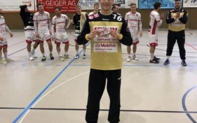 Spielbericht: NLB: SG Wädenswil/Horgen – TSV Fortitudo Gossau 25:23 (13:15)