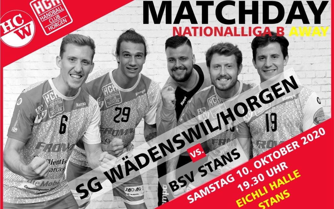 Vorschau NLB: BSV Stans – SG Wädenswil/Horgen