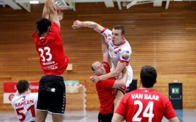 Handballer verpassen den NLA Aufstieg gegen Chênois Genève