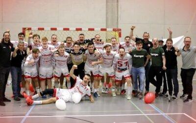 Spielbericht NLB: SG Wädenswil-Horgen : SG TV Solothurn 26:26  (14:13)