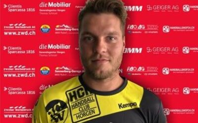 Yves Imhof (Torhüter) – Neu bei der SG Wädenswil/Horgen