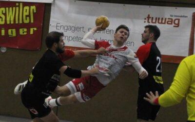 Spielbericht: 1. Liga, SG Horgen/Wädenswil – SG Kloten Handball  26:21 (12:9)