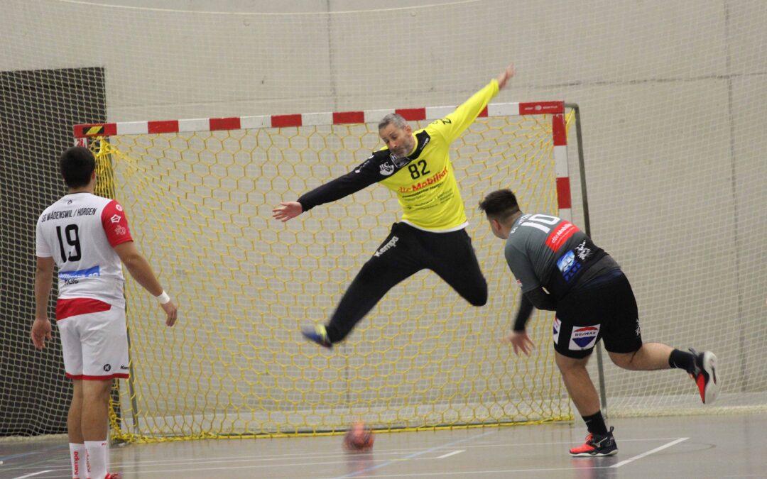 2. Liga: SG Horgen/Wädenswil – SG Handball Züri Oberland 1 27 : 16