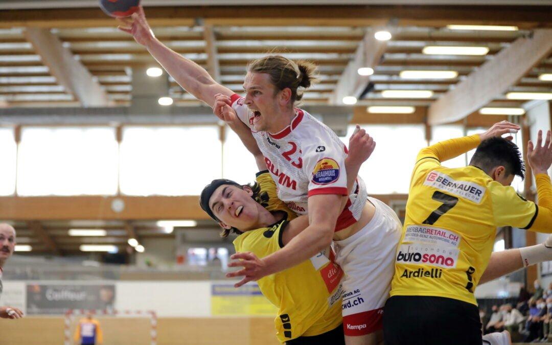 Spielvorschau: 1. Liga, Sa. 02.10.2021, 17:30Uhr, SG Horgen/Wädenswil – Handball Stäfa U23