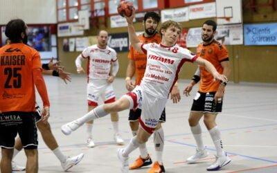 Spielbericht: NLB SG Wädenswil/Horgen – TV Möhlin 34:27 (20:12)