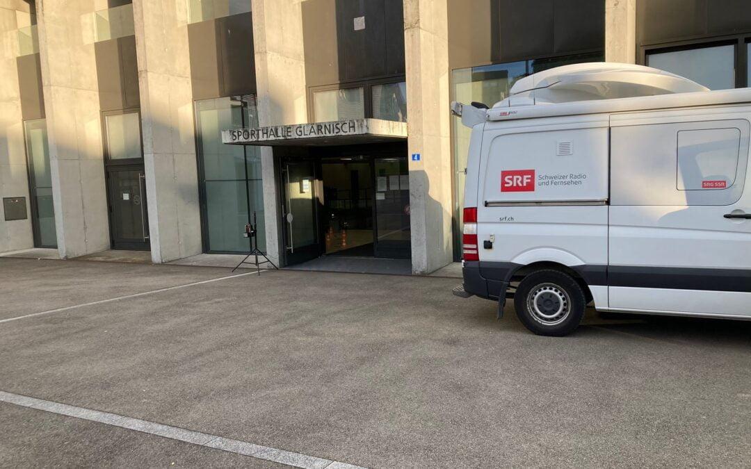 Schweizer Fernsehen SRF «Schweiz Aktuell» 21.09.2021 zu Gast bei der SG Horgen/Wädenswil