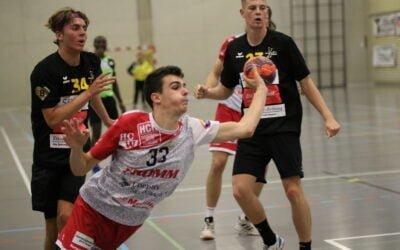 Spielbericht: M1-02, SG Horgen/Wädenswil – Handball Stäfa 37:24 (16:15)