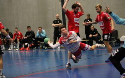 Spielbericht 1. Liga: HSG Siggenthal/Vom Stein Baden – SG Horgen/Wädenswil