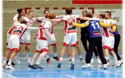 Spielbericht: NLB: SG GS/Kadetten Espoirs SH  – Wädenswil-Horgen 28:31 (15:19)