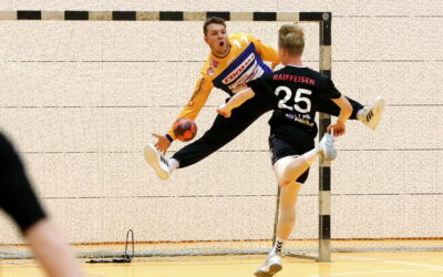 Mobiliar Handball Cup Männer: HC Arbon – SG Wädenswil-Horgen 32:37 (15:18)