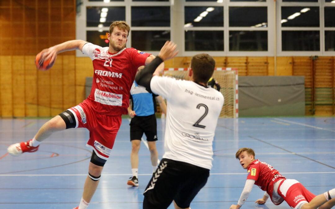 Vorschau 1. Liga: SG Horgen/Wädenswil – SG GC Amicitia/HC Küsnacht